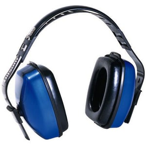 Honeywell Viking™ Multi-Noise Position Reduction Rating Ear Muff in Blue H1010926