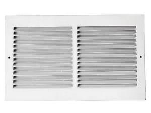 PROSELECT® 30 x 6 in. White Return Air Grille 1/2 in. Fin PSRGW30U