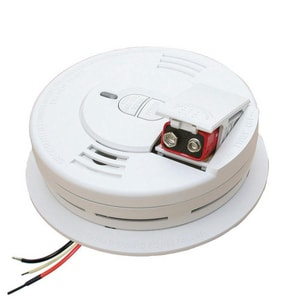 Kidde 120 V Battery Ionization Smoke Detector K21006376