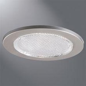 Halo Lighting Medium Shower Trim in White H951PS