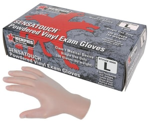 Memphis Glove SensaTouch™ Powdered Glove Box M5000