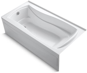 Kohler Mariposa® 60 x 30 in. Tub and Shower with Right Hand Drain K1257-GLA