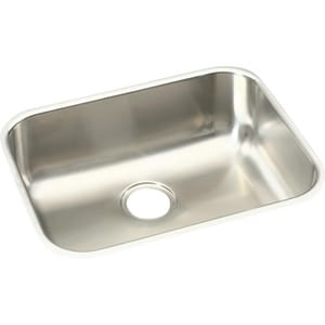 Elkay Gourmet Elumina 23-1/2 x 18-1/4 in. Single Bowl Under-Mount Sink EEGUH2115