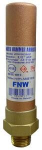 MNPT Commercial Water Hammer Arrestor FNWSC