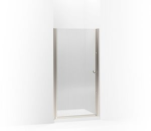 Kohler Fluence® 65-1/2 x 35-1/4 in. Frameless Pivot Shower Door K702408-G54