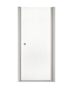 Kohler Fluence® 65-1/2 x 32-3/4 in. Frameless Pivot Shower Door K702404-G54