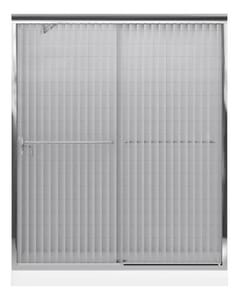 Kohler Fluence® 55-3/4 x 59-63/100 in. Frameless Sliding Bath Door K702204-G54