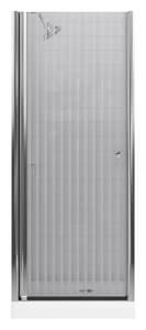 Kohler Fluence® 65-1/2 x 30-1/4 in. Frameless Pivot Shower Door K702400-G54-SH