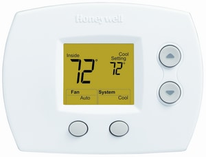 Honeywell Home Non-Programmable Thermostats