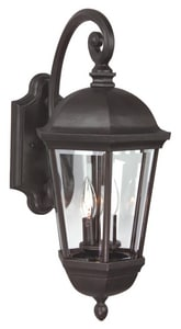 Craftmade International Britannia 12 in. 60 W 3-Light Candelabra Lantern CZ302492
