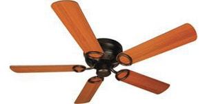Craftmade International 52 in. 16.67 lbs. 5-Blade Ceiling Fan CUH52