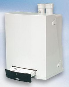 Buderus Hydronic Systems 28 in. 95% Boiler Natural Gas BGB142