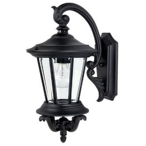 Capital Lighting Fixture Madison 17-1/2 in. Height 100 W 1-Light Medium Lantern C9751