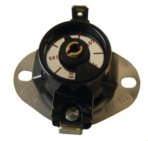 Supco 210 to 250F Standard Mount Adjustable Thermostat SAT014