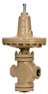 Cashco 3 in. Cast Iron Back Pressure Backflow Preventer CSBB1S5738000000A