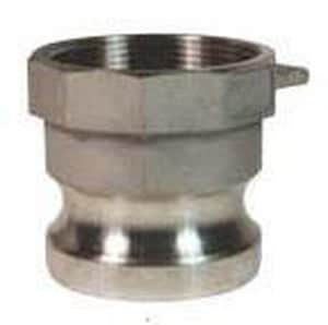 Dixon Valve & Coupling FNPT x Male Stainless Steel Adapter DASS