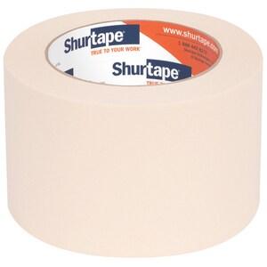 Shurtape CP 83 3 in. Utility Grade Mask Tape SCP83M60