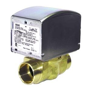 Honeywell V4043 1 in. 2-Position Sweat Zone Valve HV8043E5079
