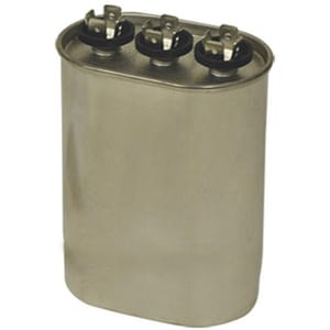 Motors & Armatures 120 Series 40/5 mfd 440V Oval Capacitor MAR12086