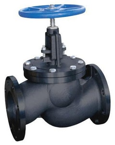 FNW 150# Carbon Steel Flanged Outside Stem and Yoke Globe Valve FNW561