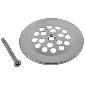 Delta Faucet Classic Dome Strainer with Screw DRP7430