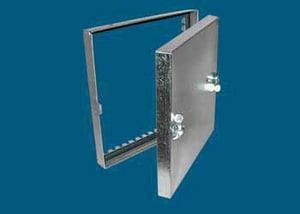 M & M Manufacturing 10 in. Duct Access Door MMPDAD1010