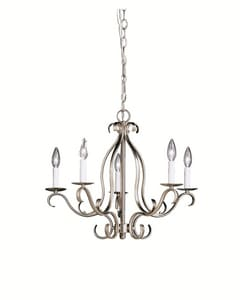 Kichler Lighting Portsmouth 18 in. 60 W 5-Light Chandelier KK2033