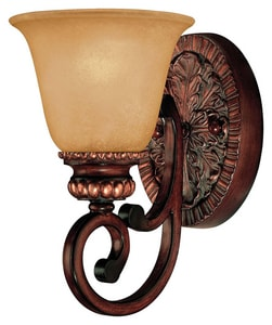 Minka Belcaro™ 100 W 8-1/2 in. 1-Light Medium Wall Sconce M5951126