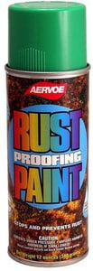 Aervoe Industries Any-Way 16 oz. Aerosol Fleet and Equipment Spray Paint AER168