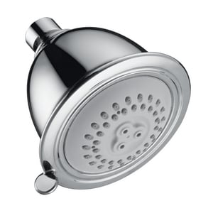 Hansgrohe Croma® C 75 2.5 gpm 2-Function Wall Mount Showerhead H06126