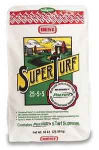 J.R. Simplot Super Turf 50 lbs. Super Turf Fertilizer S74033