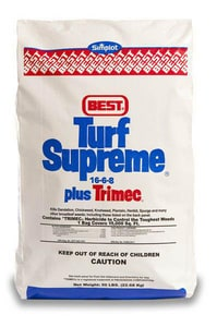 J.R. Simplot Turf Supreme® Turf Supreme with Trimec S74070
