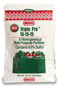 J.R. Simplot Triple Pro® Triple Pro Fertilizer S74102