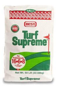 J.R. Simplot Turf Supreme® Turf Supreme Fertilizer SIM74025