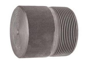 Threaded 6000# Forged Steel Round Head Plug FSTRHP
