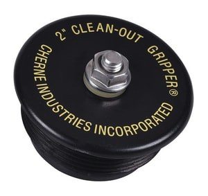 Cherne Clean-Out Gripper® 2 in. Mechanical Gripper Plug Cleanout C270168