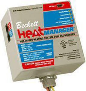 R. W. Beckett 4 in. Heatmanager BEC7512