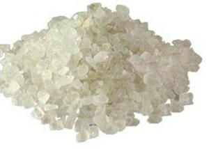 Huck Salt & Sons 50 lbs. 49-Bags Per Pallet Rock Salt HROCKSALT
