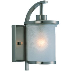 Seagull Lighting Eternity 12 in. 100 W 1-Light Medium Lantern S88116962