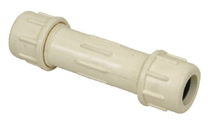 PROFLO® IPS Straight PVC and Rubber Compression Coupling PFPCC