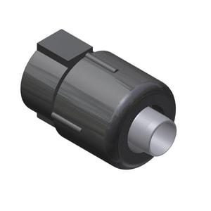 Continental Industries Plastic IPS End Cap C56575310100