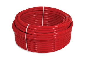 Red PEX Tubing