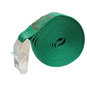 Jones Stephens 1 in. Cam Strap Green JS20103