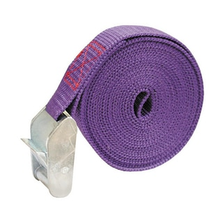 Jones Stephens 1 in. Cam Strap Purple JS20105