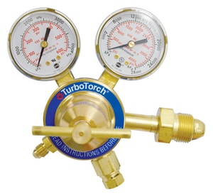 Victor Turbo Torch Nitrogen Purging Brass Regulator T24502P