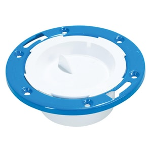 Weld-On Water Tite 3 in. PVC Adjustable Closet Flange I86165