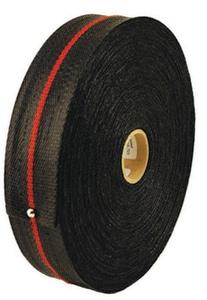 Diversitech 100 yd. Black Woven Duct Strap DIV71010