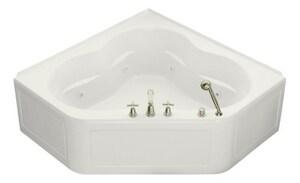 Kohler Tercet® 60 x 60 in. Acrylic Whirlpool Bath K1160-HL