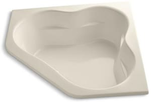 Kohler Tercet® 21 x 60 in. 96 gal Bathtub with Center Drain K1161