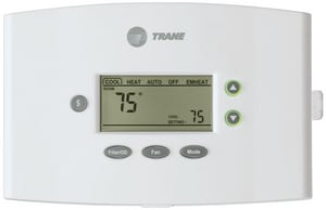 Trane Heat Cool Electric Manual Thermostat TTCONT401AN21MA